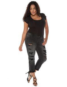 2019 year lifestyle- Tipsinvestment Fashion piece black jeans