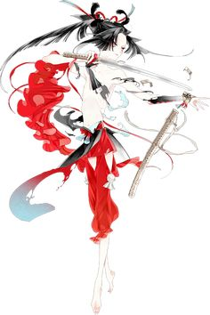 No larger size available Game Character, Character Concept, Concept Art, Character Design, Ninja, Touken Ranbu Characters, Anime Guys, Art Girl, Martial Arts