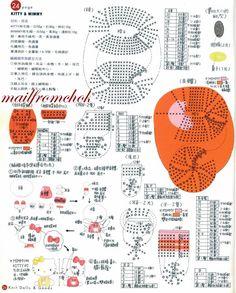 Amigurumi Hello Kitty - FREE Crochet Pattern / Tutorial ...