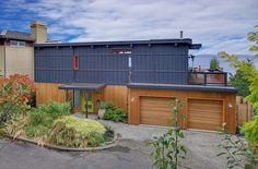 Contemporary House in Seattle