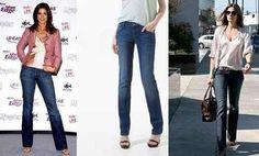 Jeans: escoge el ideal para tu tipo de cuerpo | Cuidar de tu belleza es facilisimo.com