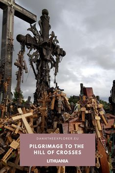 My pilgrimage to the Hill of Crosses in Lithuania. Read about my experience and a few useful tips to reach this unique site.  #Lithuania #Hillofcrosses #Baltic #Religion European Travel Tips, Travel Tips For Europe, European Destination, Travel Destinations, Outfits Winter, Outfits Spring, Lithuania Travel, France, Pilgrimage