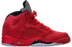 The Air Jordan 5 Red Suede Drops Next Weekend