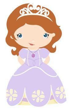 Princesinha sofia,minus