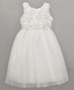 Jayne Copeland Girls' Flower Girl Dress