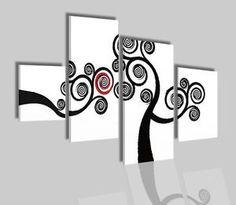cuadros modernos blanco y negro - Buscar con Google