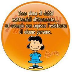 Mafalda ha ragione!