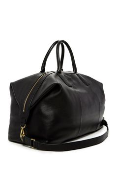 Fossil - Preston Leather Weekend Bag at Nordstrom Rack. Free Shipping on orders over $100.