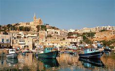Porto de Gozo, Ilha de Gozo, Malta