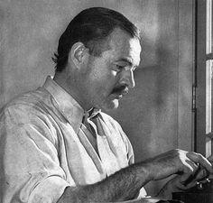 Paris Review - The Art of Fiction No. 21, Ernest Hemingway