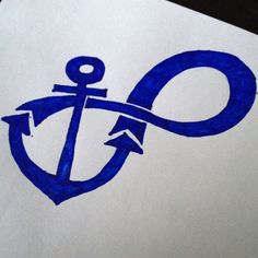 anchored in hope, <3