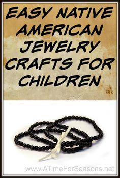 1000 images about a time for seasons posts on pinterest for Easy native american crafts