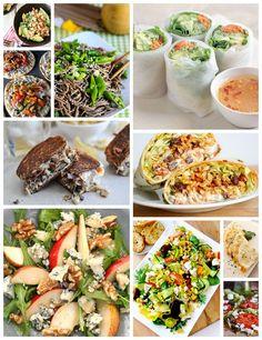 30 Amazing Meatless Meals #vegetarian #vegan