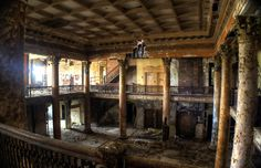 Abandoned Hotel Sterling - Wilkes-Barre, PA