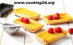 COCONUT & LEMON CURD TARTLETS *********************************************** •400 g short-crust pastry •180 ml (¾ c) lemon curd •125 ml (½ c) des...