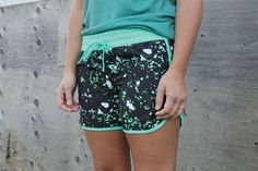 Hurley shorts <3 Hurley Shorts, March 20th, Workout Session, Workout Gear, Boho Shorts, Short Dresses, Hoodies, Tees, Lady
