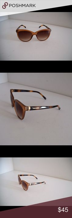 "Lucky brand sunglasses Lucky brand sunglasses ""Cat 3"" Turquoise-brown color. Gold details. Lucky brand logo both sides. 56🗳18 145 mm In excellent condition! No longer have the case but will send it in a sunglasses case. Lucky Brand Accessories Sunglasses"
