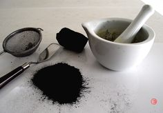 Fabrico de Pigmento Negro Carbono, PBk6, a partir de carvão vegetal