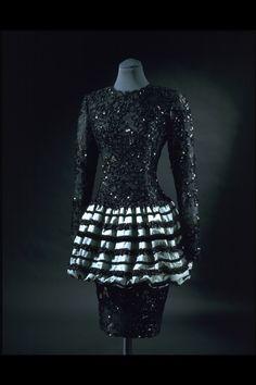 Evening Dress Hubert de Givenchy, 1987 The Victoria & Albert Museum