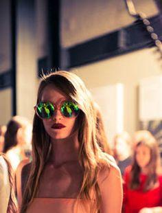 Color. Sunglasses.