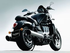 triumph rocket iii roadster 2012 #bikes #motorbikes #motorcycles #motos #motocicletas