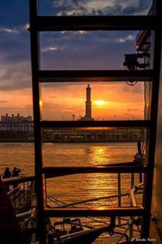 Genova -la Lanterna