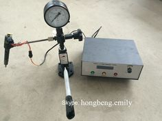 Common Rail Injector Tester Simulator/Piezo Injector Tester