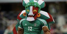 Kin la nueva mascota de la selección mexicana