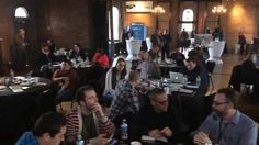 #SocialEcclesia Conference Slo Mo Video - Chattanooga, TN 1/9-1/11 2014. #SocialMedia