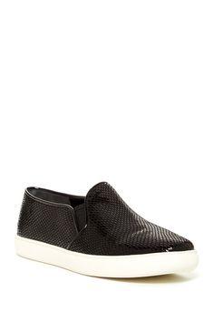 Jennica Slip-On Leather Sneaker