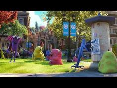 Monsters University - A Message From The Dean