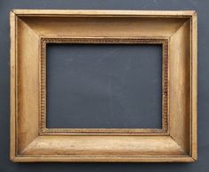 Gemälderahmen,klassizistisch,Frankreich,19 Jhd.,Gratleisten