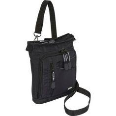 Derek Alexander Small Organizer Bag (Black)