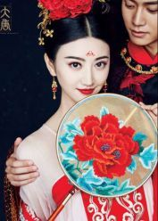 C-actress Jing Tian a Vision in Hit Period C-drama The Glory of the Tang Chinese Culture, Chinese Art, Princess Weiyoung, Jing Tian, Chines Drama, Oriental, Anatole France, Dragon Girl, Chinese Architecture