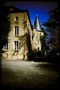 Château de Schengen @ Luxembourg