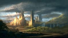 Environs by Hamza Bajwa, via Behance
