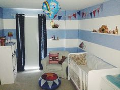 nursery is almost done!