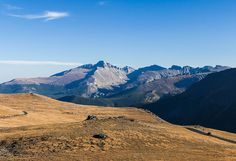 Spectacular Trail Ridge Road and Longs Peak by RO - Visit http://LandonRoad.com for travel accessories, Thanks.