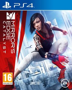 Electronic Arts Mirrors Edge Catalyst - Xbox One Jeux Xbox One, Xbox 1, Xbox One Games, Ps4 Games, Games Consoles, Playstation Games, Sonic Adventure, Adventure Games, Age Of Empires