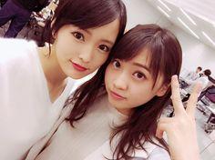 山本 彩 / Sayaka Yamamoto (やまもと さやか) / Sayanee (さや姉) & Kizaki Yuria (木﨑ゆりあ) - #Team B #AKB48 #japan #idol #Yuria #jpop #gravure #cute #goddess
