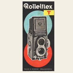 Rolleiflex Camera Brochure | OldBrochures.com