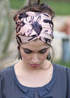 Bold& Beautiful Shell Style Turban | ModLi