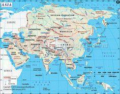 Map of Japan and South Korea I maps Pinterest South korea