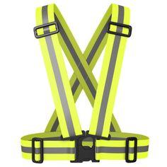 1pc-High-Safety-Vest-Security-Visibility-Reflective-Vest-Reflector-Jogging-Vest