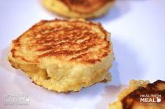 Kokosové lívanečky nejen do 1. fáze Apple Pie, Pancakes, Muffin, Health Fitness, Breakfast, Desserts, Morning Coffee, Tailgate Desserts, Deserts