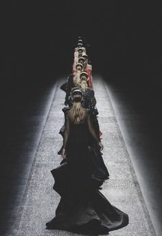 ejakulation:    Finale at Nina Ricci under Olivier Theyskens, F/W 2009