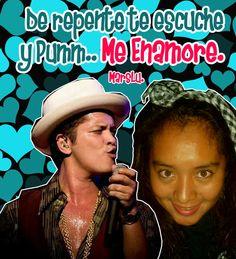 Mi querido Bruno & yo.