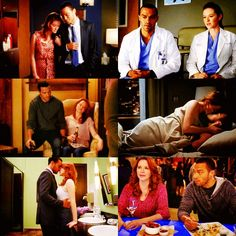 Kepner and Avery...soooo hoping they get together again for season 9!  i LOVE Japril!