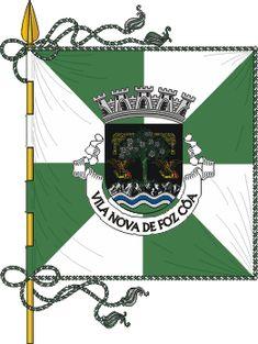 Bandeira de Vila Nova de Foz Côa