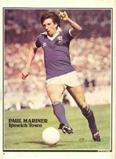 Paul Mariner of Ipswich Town in 1978.